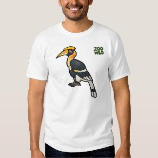 Grand calao t-shirts