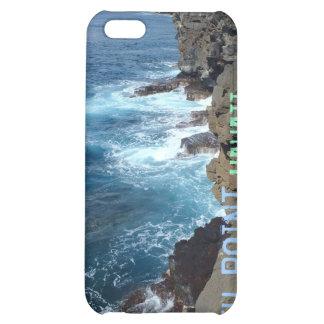 Grand cas de l'iphone quatre d'Hawaï d'île de poin Étui iPhone 5C