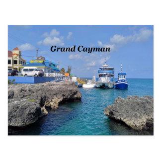 Grand Cayman Carte Postale