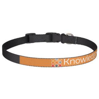 Grand collier de chien de Knowledgent