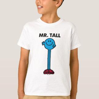 Grand debout de M. Tall | T-shirt