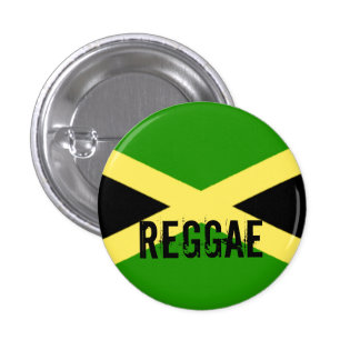 grand drapeau, REGGAE Badge