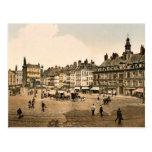 Grand endroit de La, cru Photochrom de Lille, Fran Carte Postale