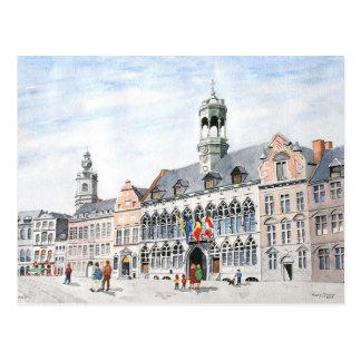 Grand-Endroit de La, Mons, Belgique Carte Postale