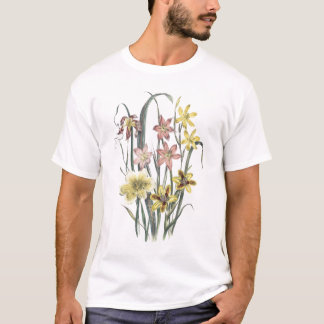 Grand floral t-shirt