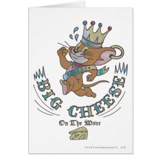 Grand fromage de Jerry sur la lune 2 Cartes