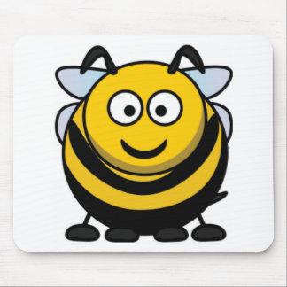grand garçon d'abeille tapis de souris