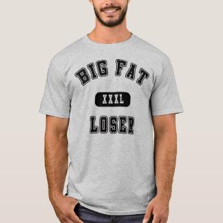 Grand gros perdant t-shirt