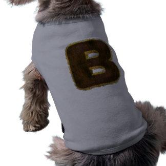 Grand habillement fait sur commande d'animal t-shirt pour chien
