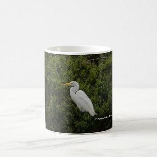 Grand héron mug