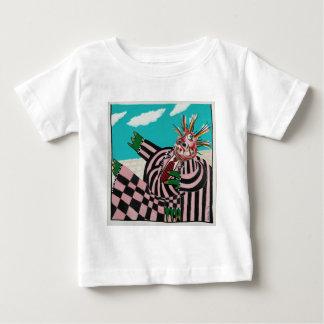 Grand homme d'argent d'argent liquide t-shirt
