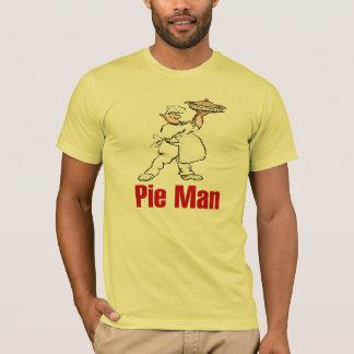 Grand homme de tarte t-shirt