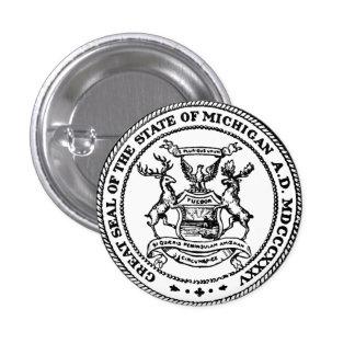 Grand joint de l'état du Michigan Pin's