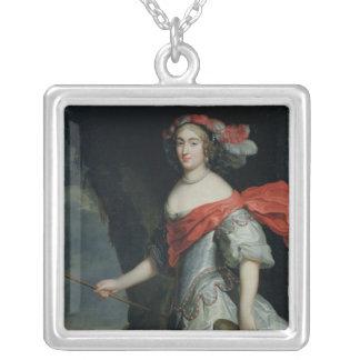 Grand Mademoiselle de La Pendentif Carré