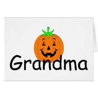 Grand-maman Carte De Vœux