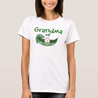 Grand-maman de bébé t-shirt