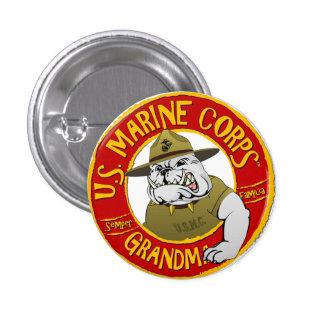 Grand-maman de Corp. marine Badge