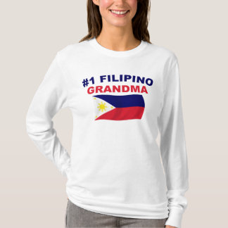 Grand-maman du Philippin #1 T-shirt