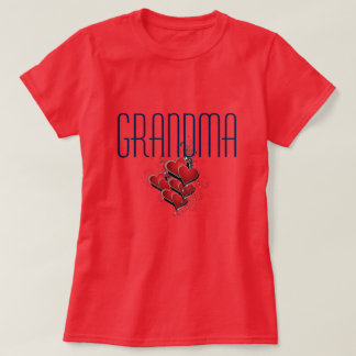 Grand-maman fière t-shirt