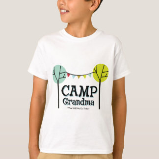 Grand-maman Penants de camp T-shirt