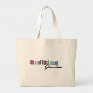 Grand-maman piquante grand sac