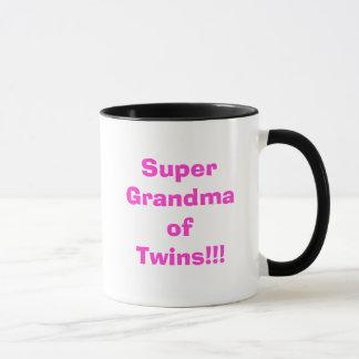 Grand-maman superbe des jumeaux ! ! ! mugs