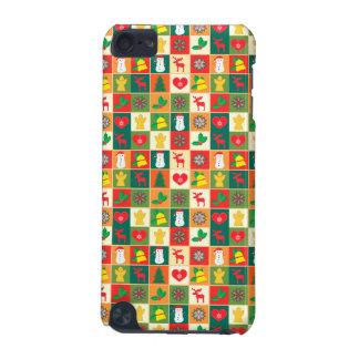 Grand motif de Noël Coque iPod Touch 5G