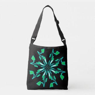 Grand motif Fourre-tout de vert d'Aqua Sac