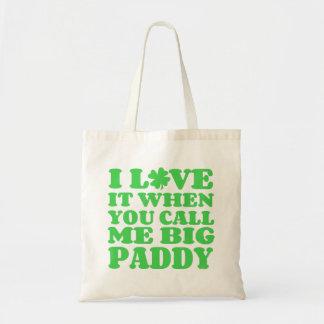 Grand paddy sac fourre-tout