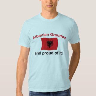 Grand-papa albanais fier t-shirt