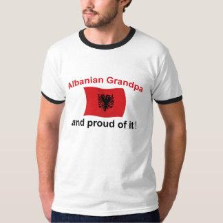 Grand-papa albanais fier t-shirts