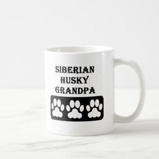 Grand-papa de chien de traîneau sibérien mug