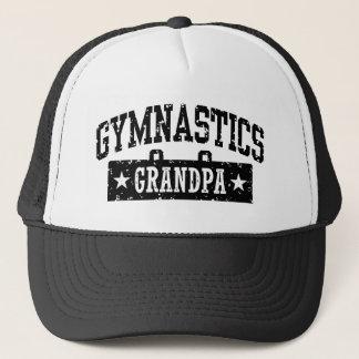 Grand-papa de gymnastique casquettes