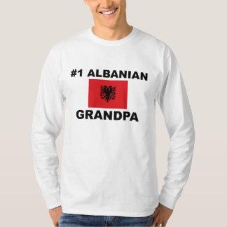 Grand-papa de l'Albanais #1 T-shirt