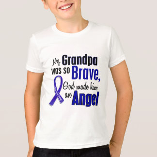 Grand-papa de l'ANGE 1 de cancer du colon T-shirt