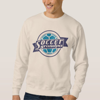 Grand-papa du football sweat-shirt