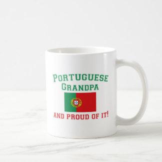 Grand-papa portugais fier mug