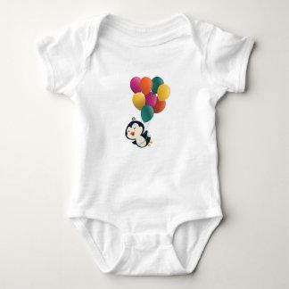 Grand petit pingouin rêveur body