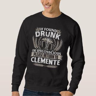 Grand pour être T-shirt de CLEMENTE