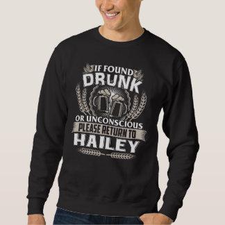 Grand pour être T-shirt de HAILEY