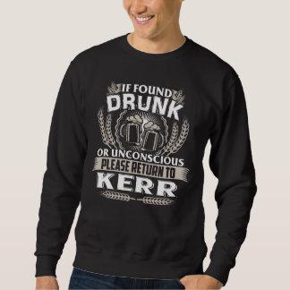 Grand pour être T-shirt de KERR