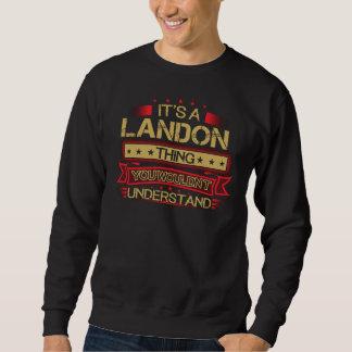 Grand pour être T-shirt de LANDON
