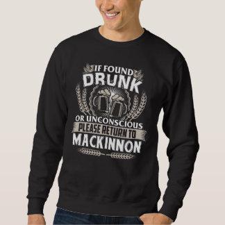 Grand pour être T-shirt de MACKINNON