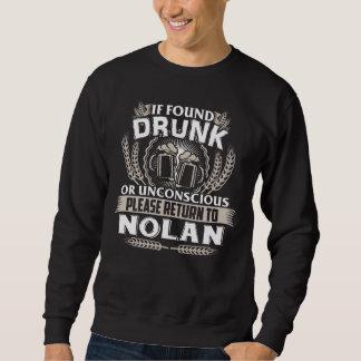 Grand pour être T-shirt de NOLAN