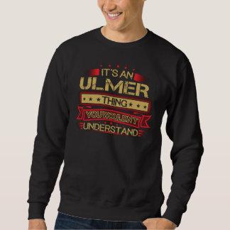 Grand pour être T-shirt d'ULMER
