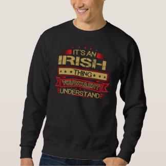 Grand pour être T-shirt IRLANDAIS