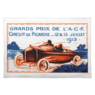 Grand prix 1913 set de table