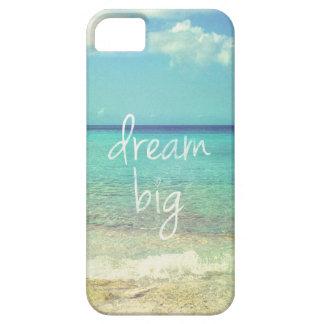 Grand rêveur coque iPhone 5 Case-Mate