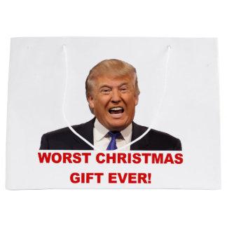 Grand Sac Cadeau Atout, le plus mauvais cadeau de Noël jamais !
