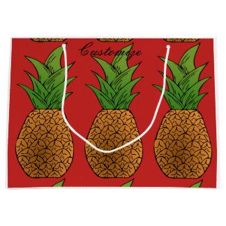 Grand Sac Cadeau grands ananas Thunder_Cove